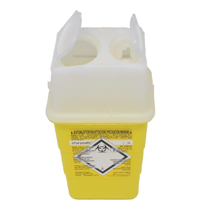 Container agujas 1 L