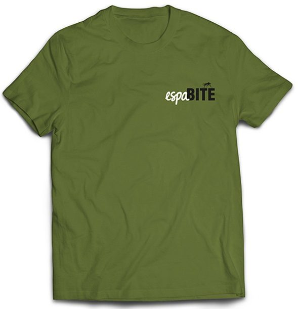 Anti-insect T-shirt