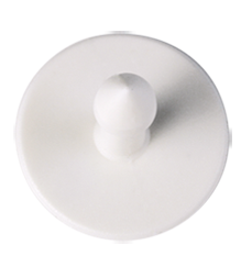 Roundplus male plastic-tipped for sheep and swine