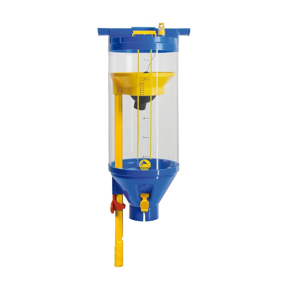 Ball dispenser for gestation and fattening pigs Simplex 6L