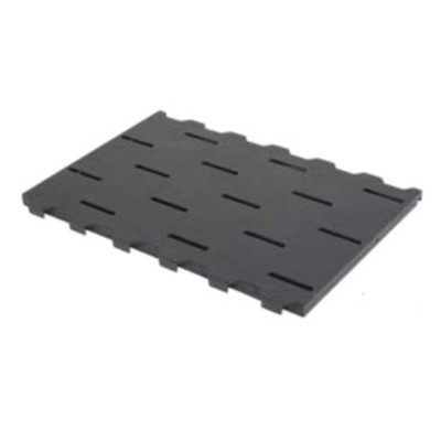 COMBI-FLOOR (60x40cm) grey cast iron slats for sows, with a 5% opening