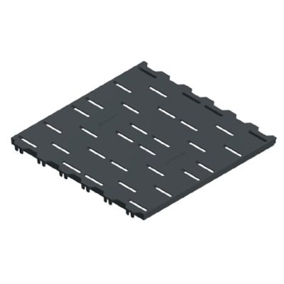 COMBI-FLOOR (60x60cm) grey cast iron slats for sows, with a 5% opening