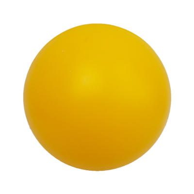 Toy for pigs ball yellow 30 cm