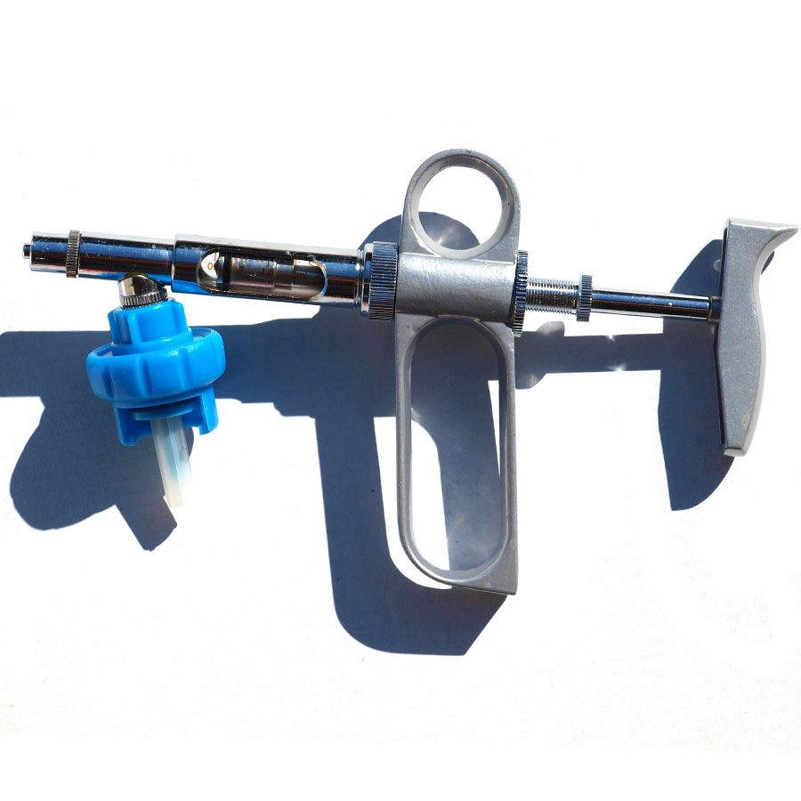 Continuous metal injector 2ml