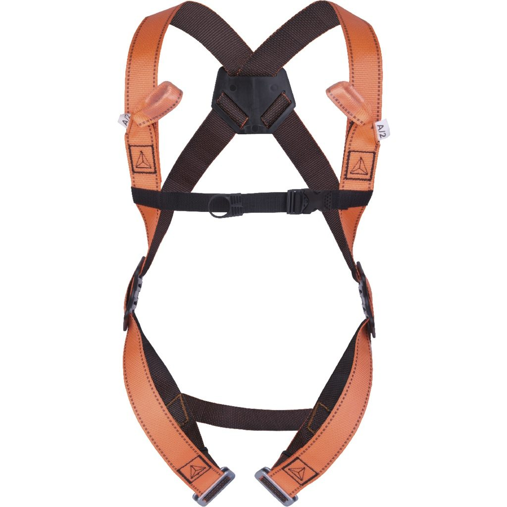 2 fall arrester anchorage point harness (back - front)