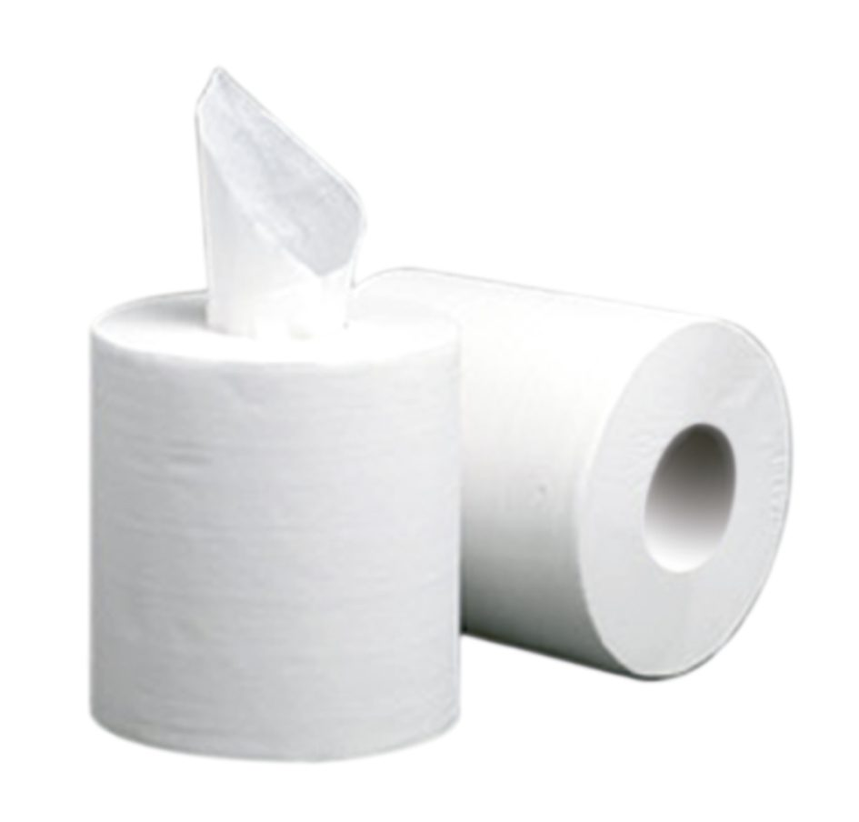 Paper towels, 2 layers, 143 metres, 6-unit pack