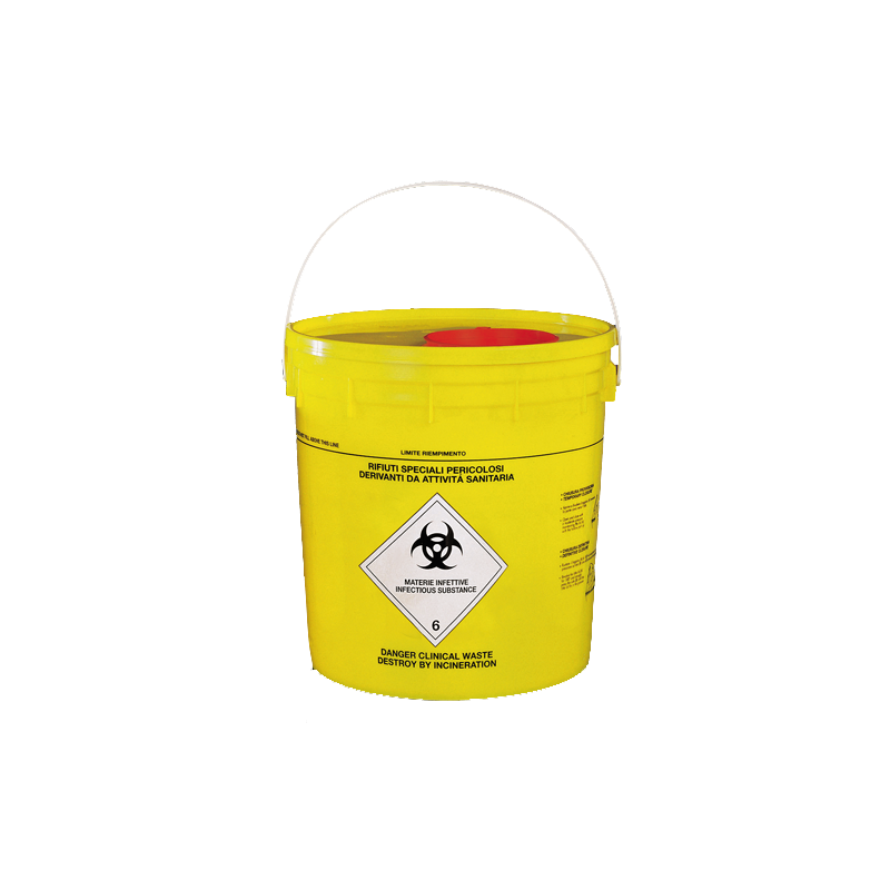 11-litre waste container