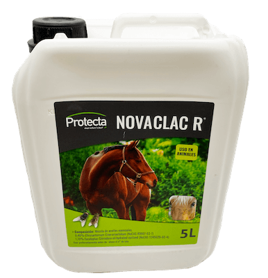 Novaclac® R Repellent against ticks and flying insects 5 L