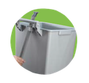 120-L selective container handle